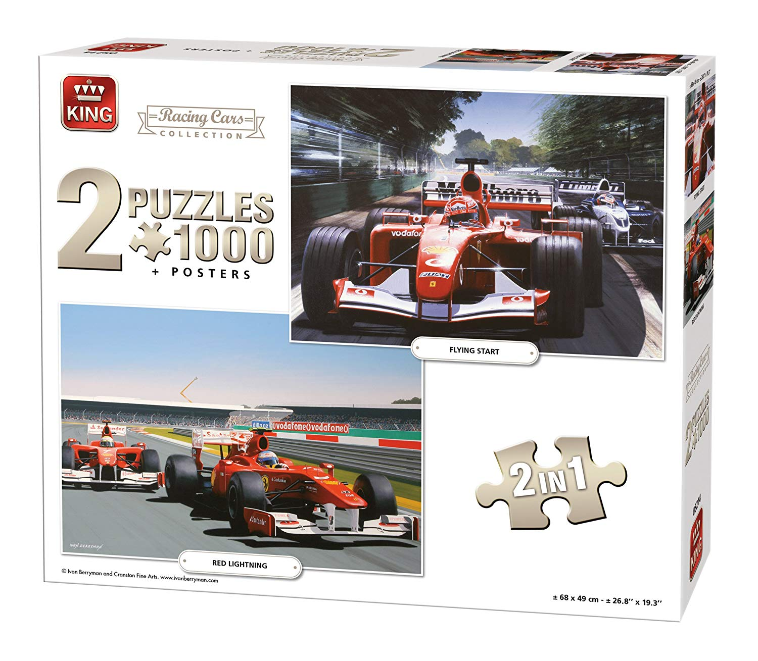 2-puzzles-racing-cars-collection