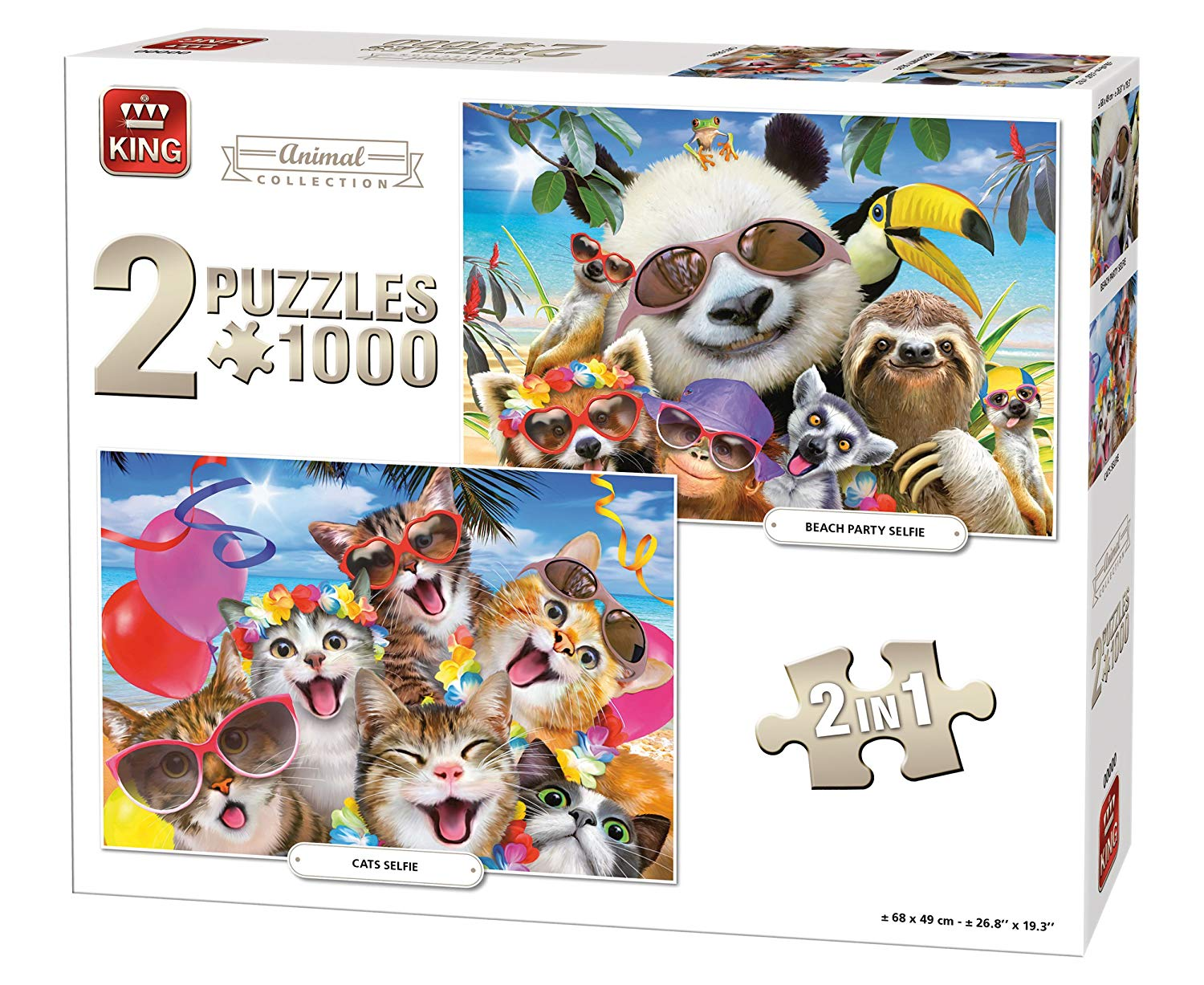 2-puzzles-animal-collection