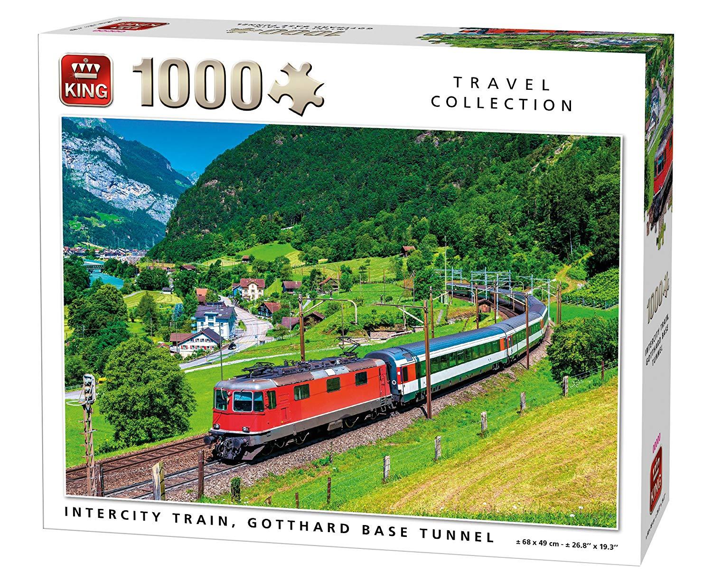 intercity-train
