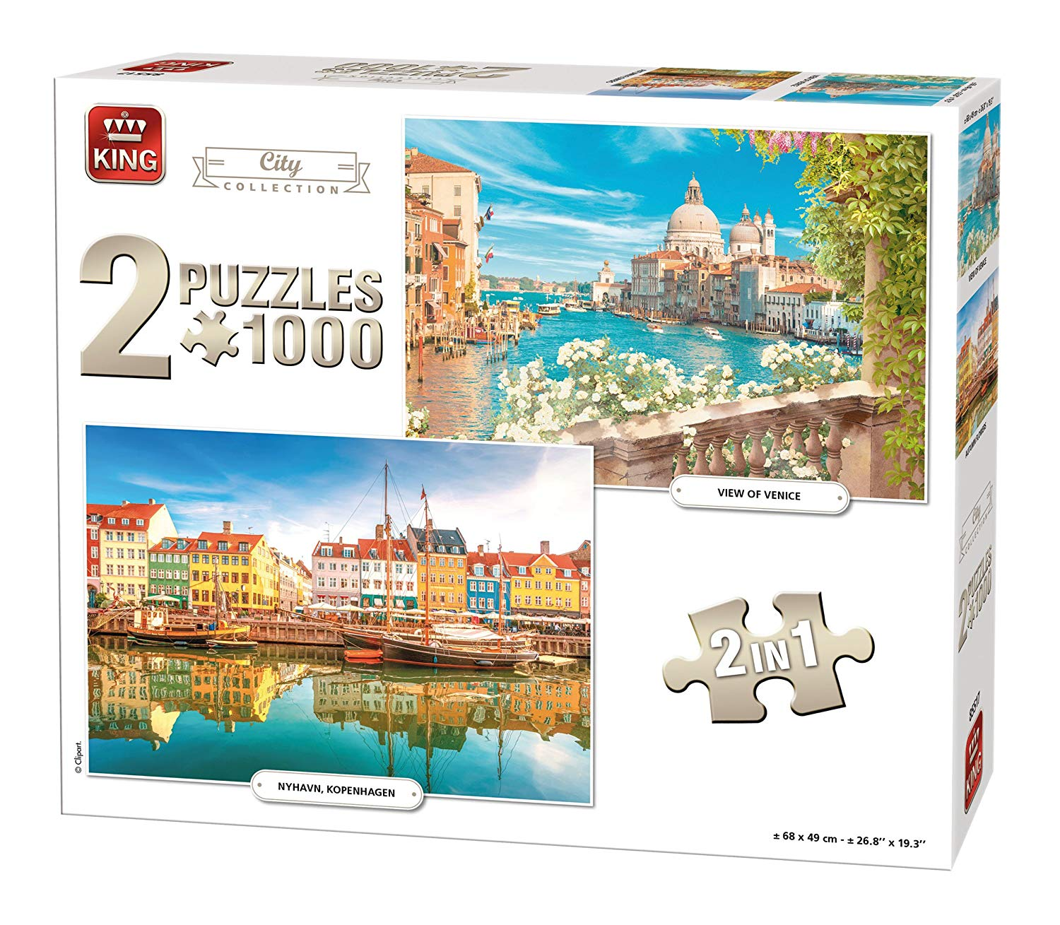2-puzzles-city-collection