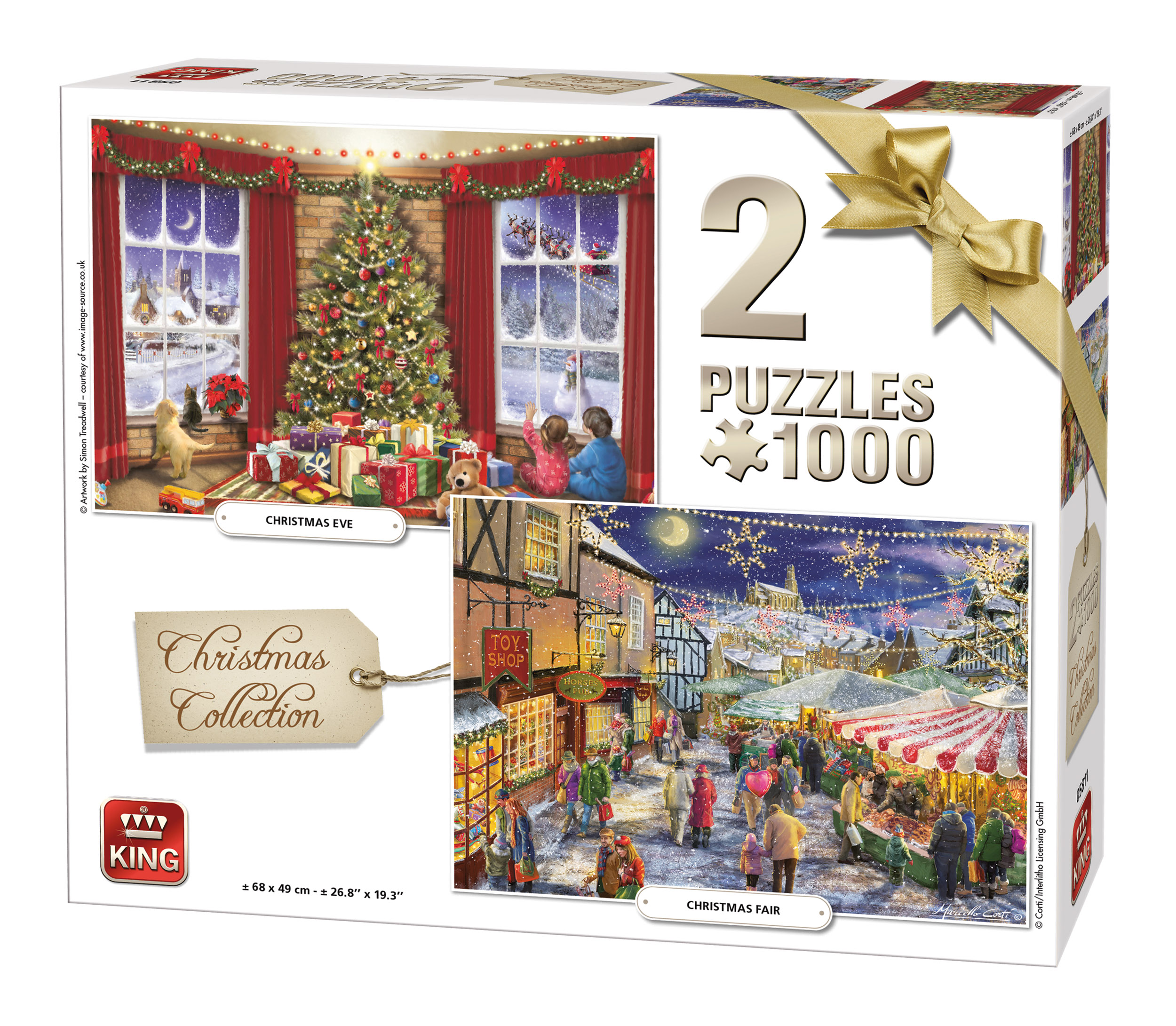 2-puzzles-christmas-collection