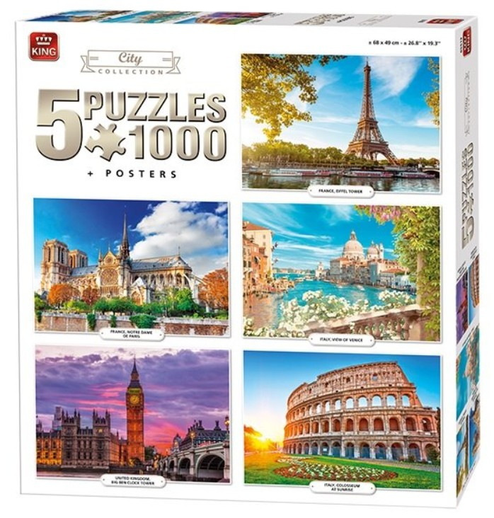 5-puzzles-city-collection