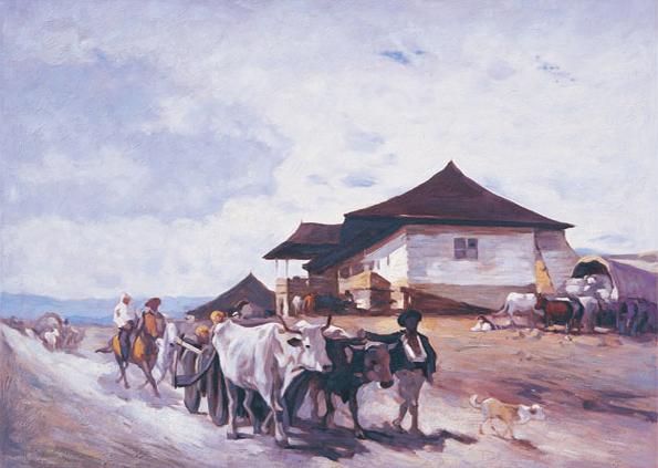 le-chariot-a-boeufs