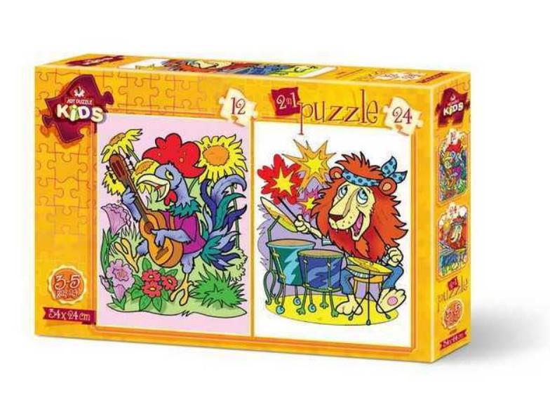 2-puzzles-musician-animals