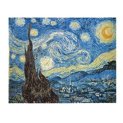 Van Gogh : La nuit étoilée