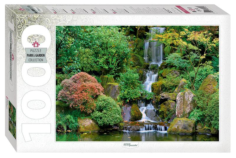waterfall-in-portland-japanese-garden
