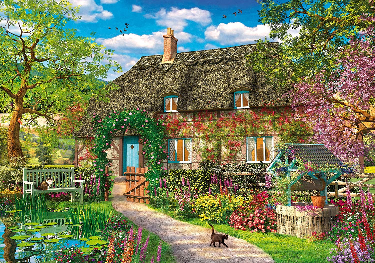 puzzle-en-bois-dominic-davison-the-old-cottage