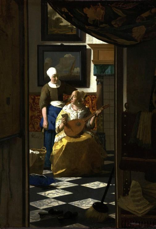 pieces-xxl-vermeer-johannes-la-lettre-d-amour-1669-1670