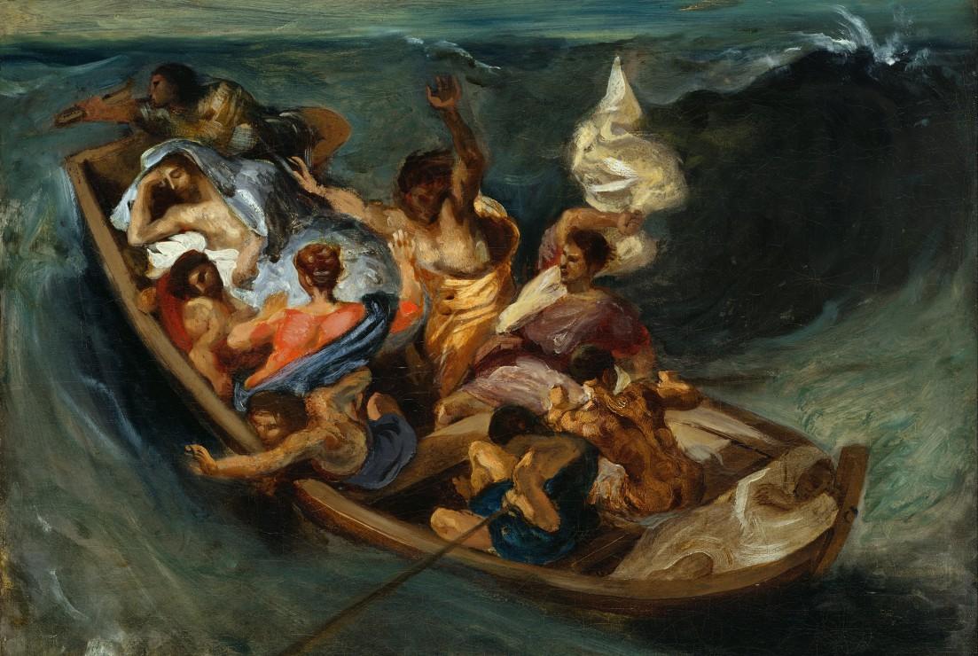 delacroix-eugene-christ-sur-la-mer-de-galilee-1841