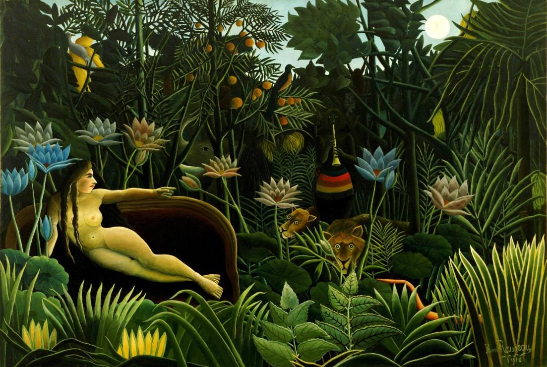 henri-rousseau-the-dream-1910, 7.95 EUR @ go