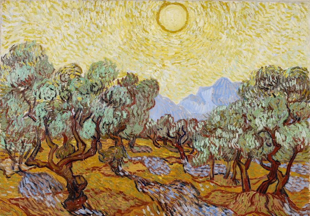 vincent-van-gogh-les-oliviers-1889, 7.95 EUR @ go