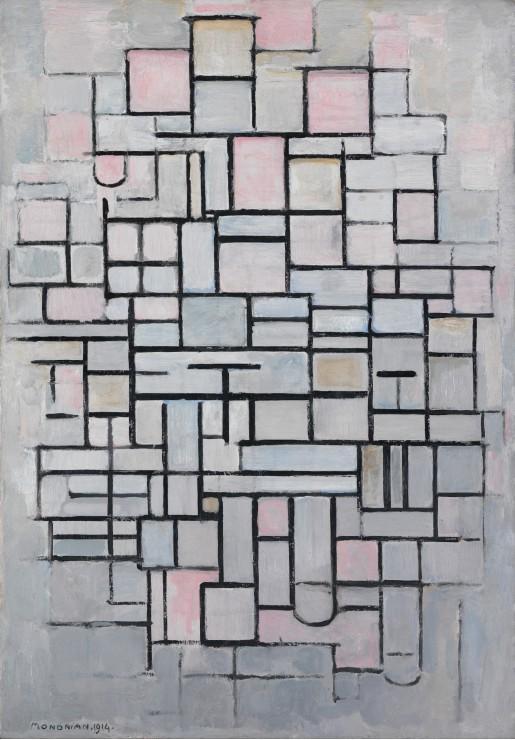 piet-mondrian-composition-no-iv-1914, 7.95 EUR @ go