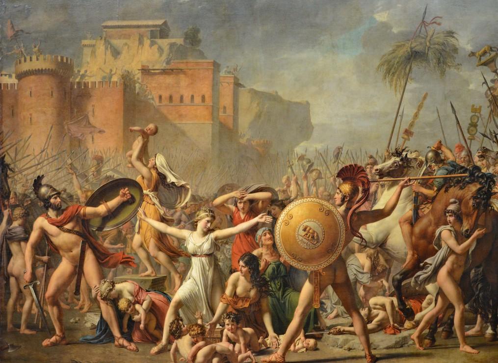 jacques-louis-david-les-sabines-1799