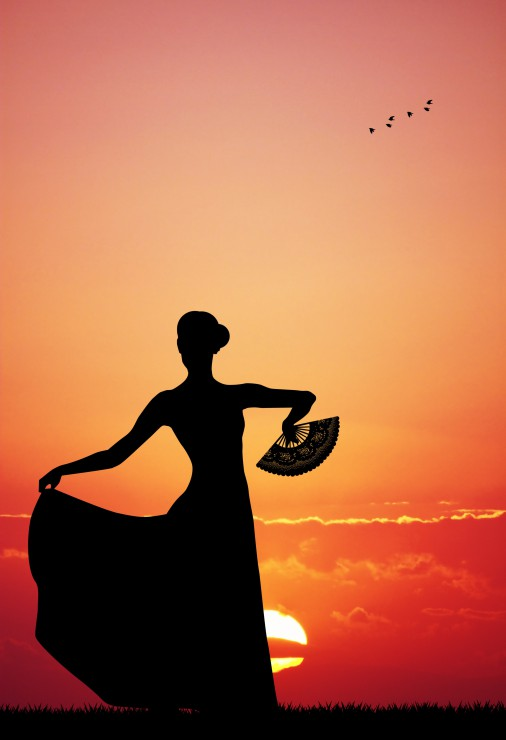 pieces-xxl-flamenco-at-sunset