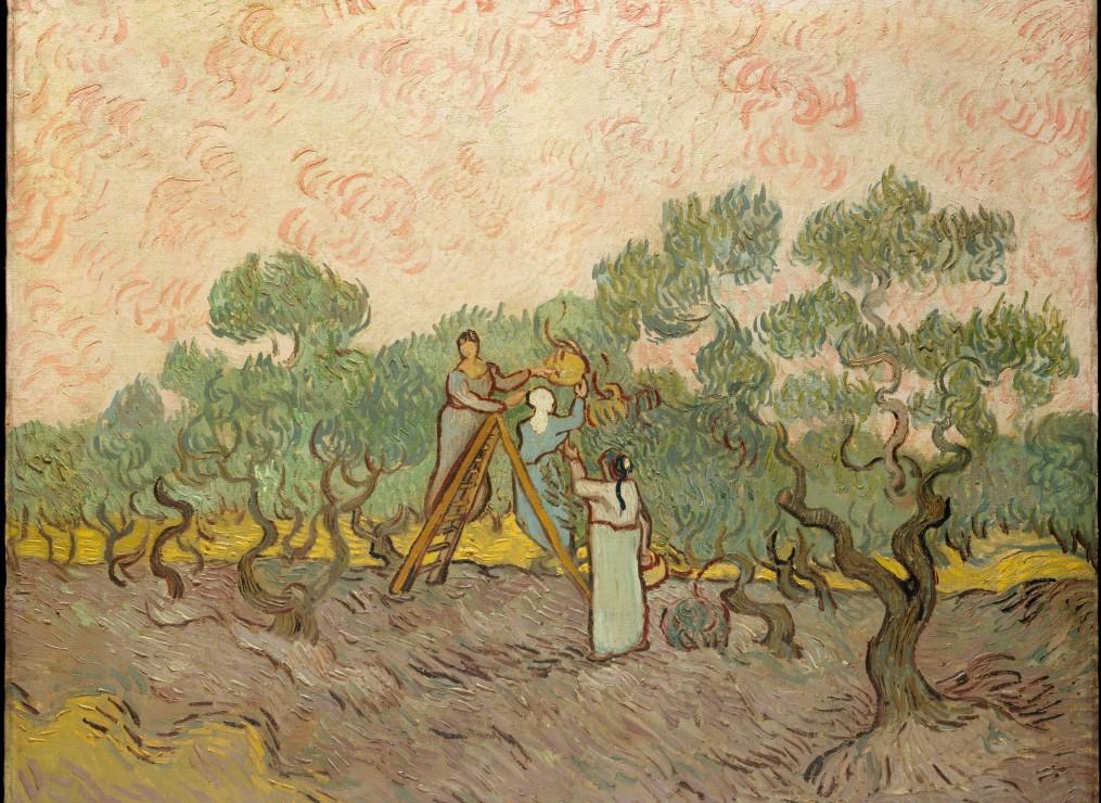 van-gogh-vincent-femmes-ramassant-des-olives-1889
