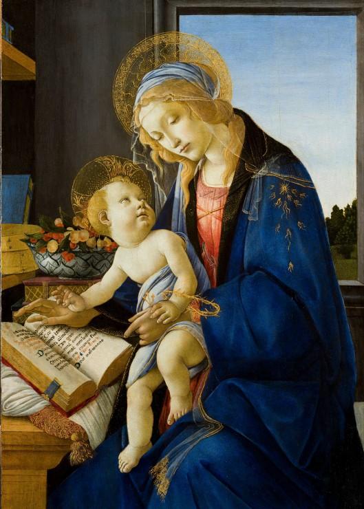 pieces-magnetiques-sandro-botticelli-la-madone-du-livre-1480
