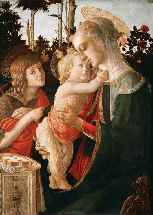 pieces-magnetiques-sandro-botticelli-la-vierge-a-l-enfant-le-jeune-saint-jean-baptiste-1470-147