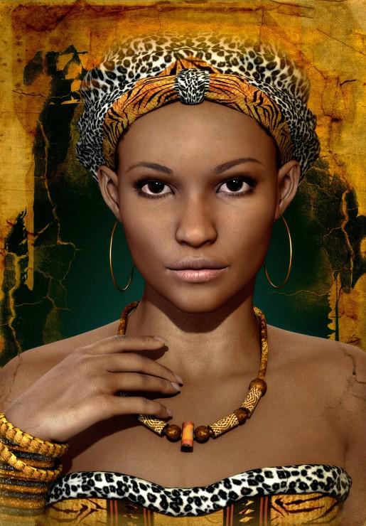 femme-africaine