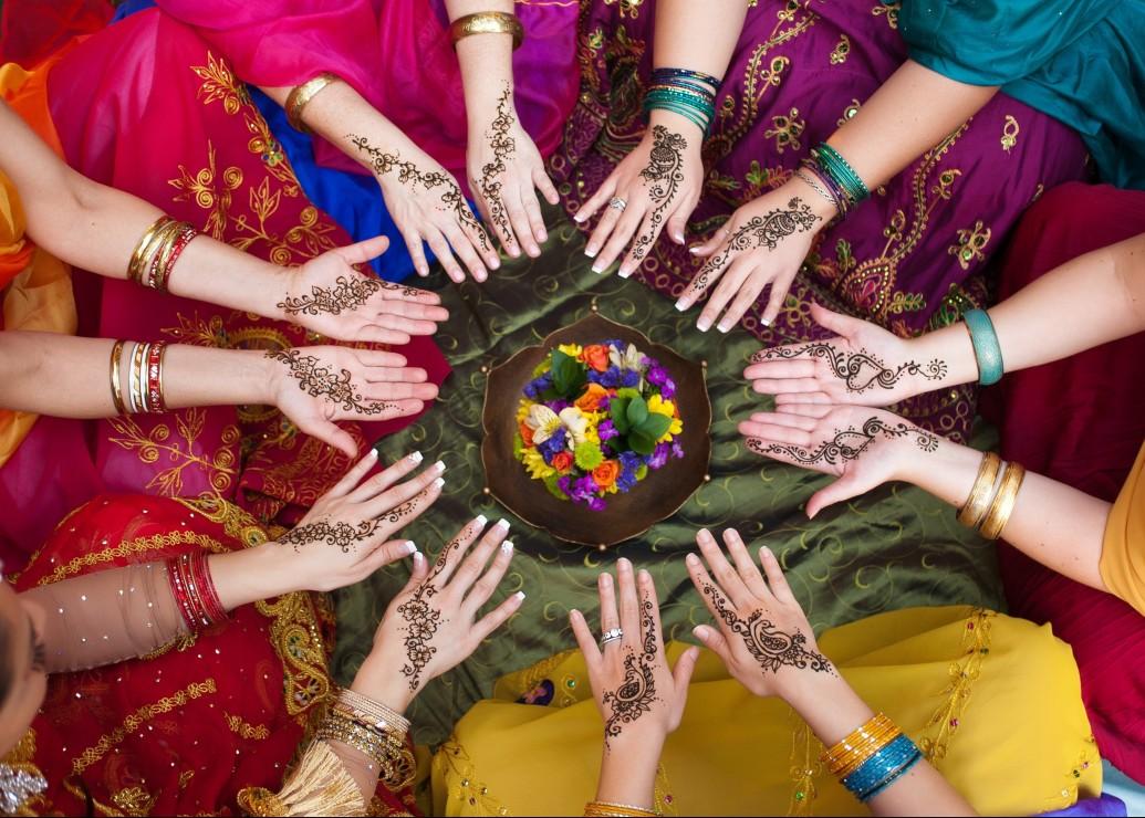 femmes-indiennes