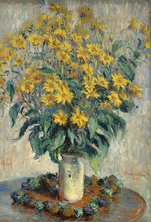 pieces-xxl-claude-monet-jerusalem-fleurs-d-artichaut-1880