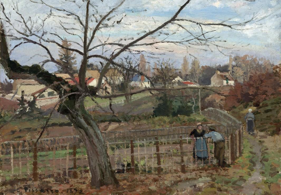 camille-pissarro-la-barriere-1872