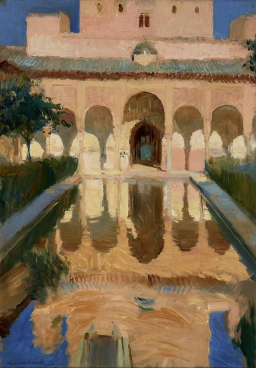 joaquin-sorolla-y-bastida-hall-des-ambassadeurs-alhambra-grenade-1909