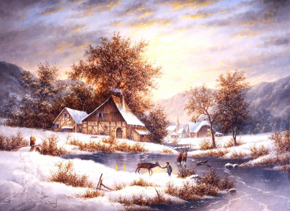dennis-lewan-amber-sky-of-winter