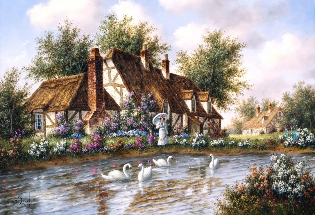 pieces-xxl-dennis-lewan-admiring-the-swans