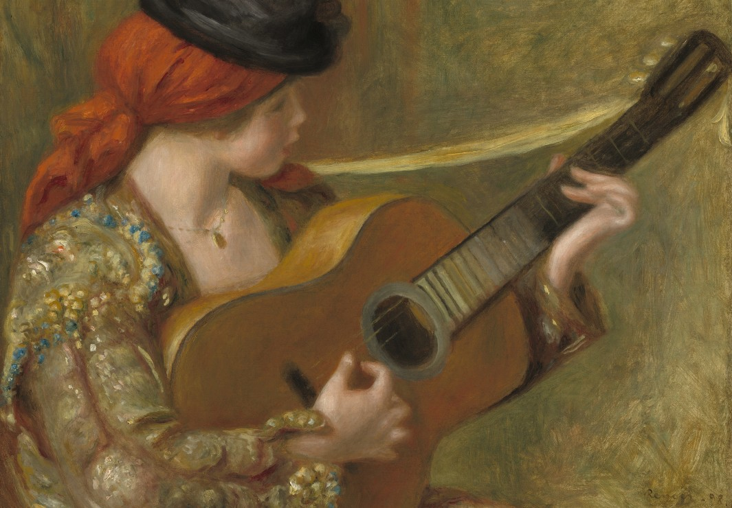 auguste-renoir-jeune-espagnole-avec-une-guitare