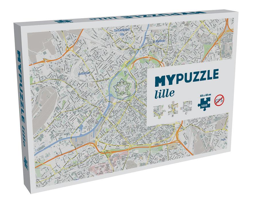 mypuzzle-lille, 24.95 EUR @ go