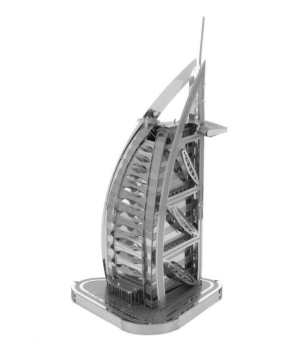 puzzle-3d-en-metal-burj-al-arab