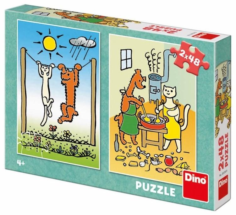 2-puzzles-doggie-pussycat