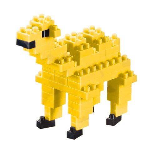 nano-puzzle-3d-chameau