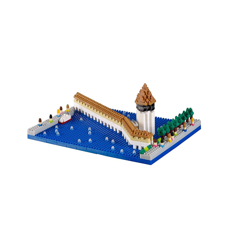 nano-puzzle-3d-chapelle, 24.95 EUR @ go