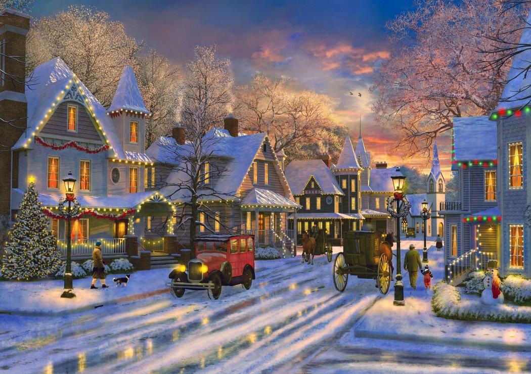 small-town-christmas