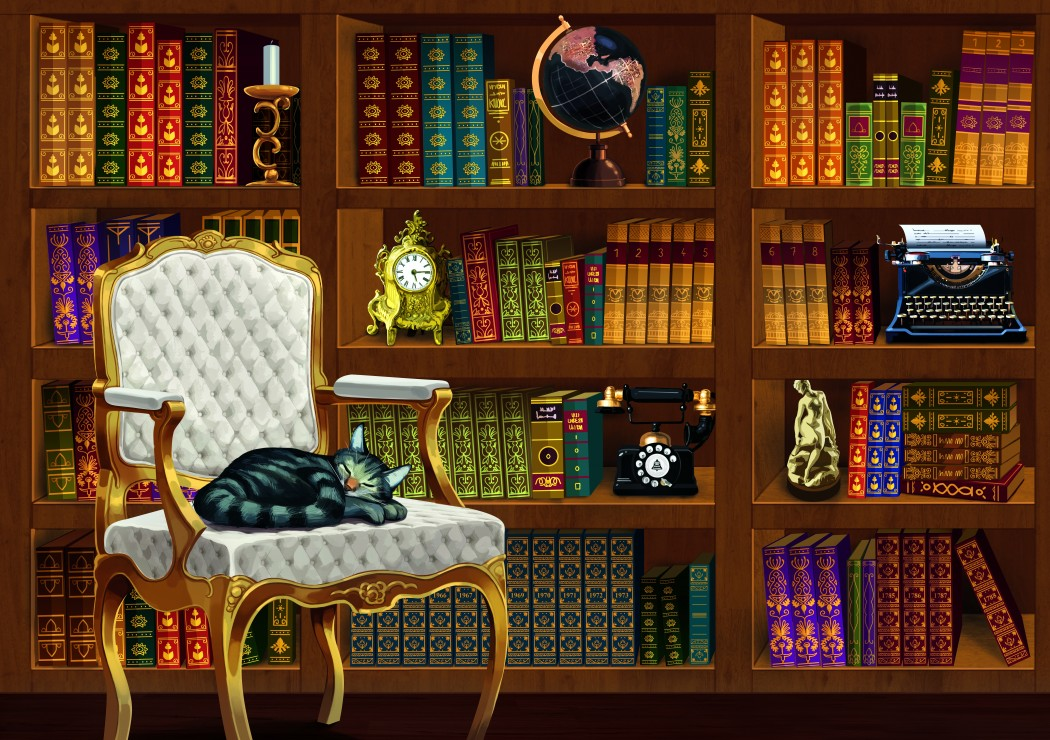 the-vintage-library