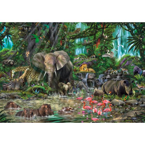 jungle-africaine