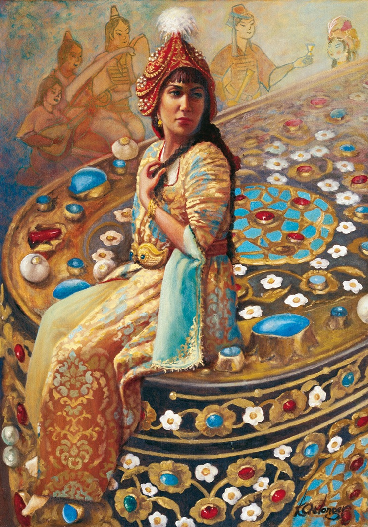 kamil-aslanger-sultan-cesmisafa-and-letter-box