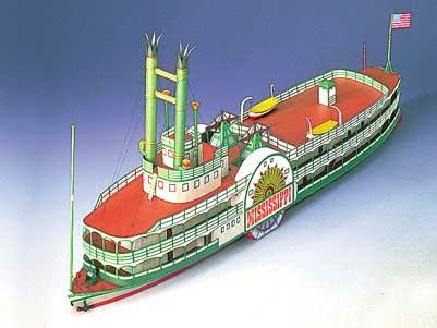 maquette-en-carton-bateau-a-roue-le-mississippi