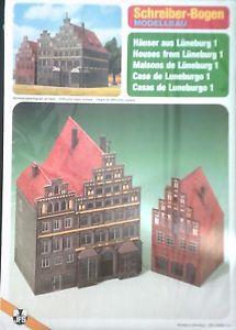maquette-en-carton-maisons-de-lunebourg, 2.90 EUR @ go