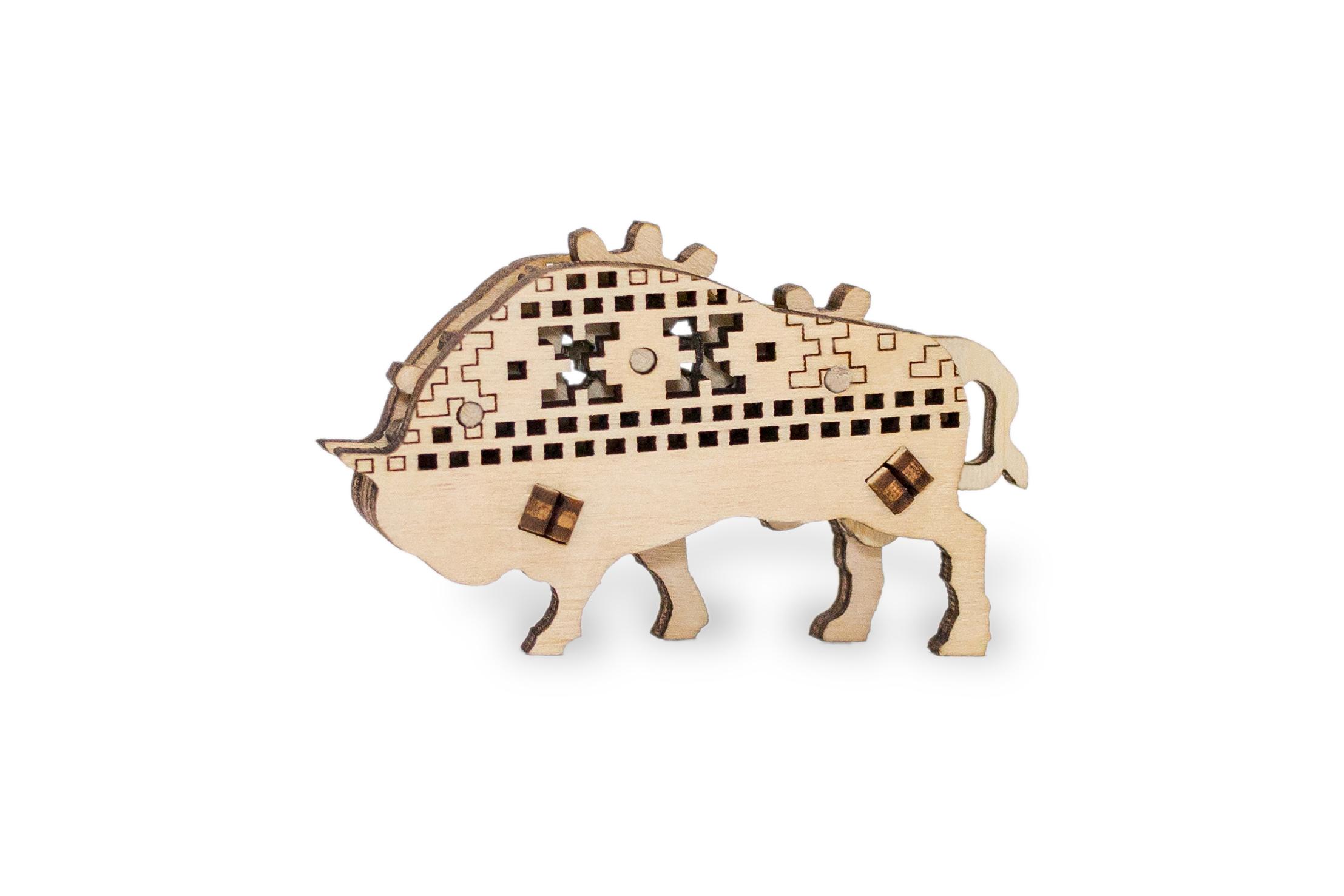 puzzle-3d-en-bois-bison