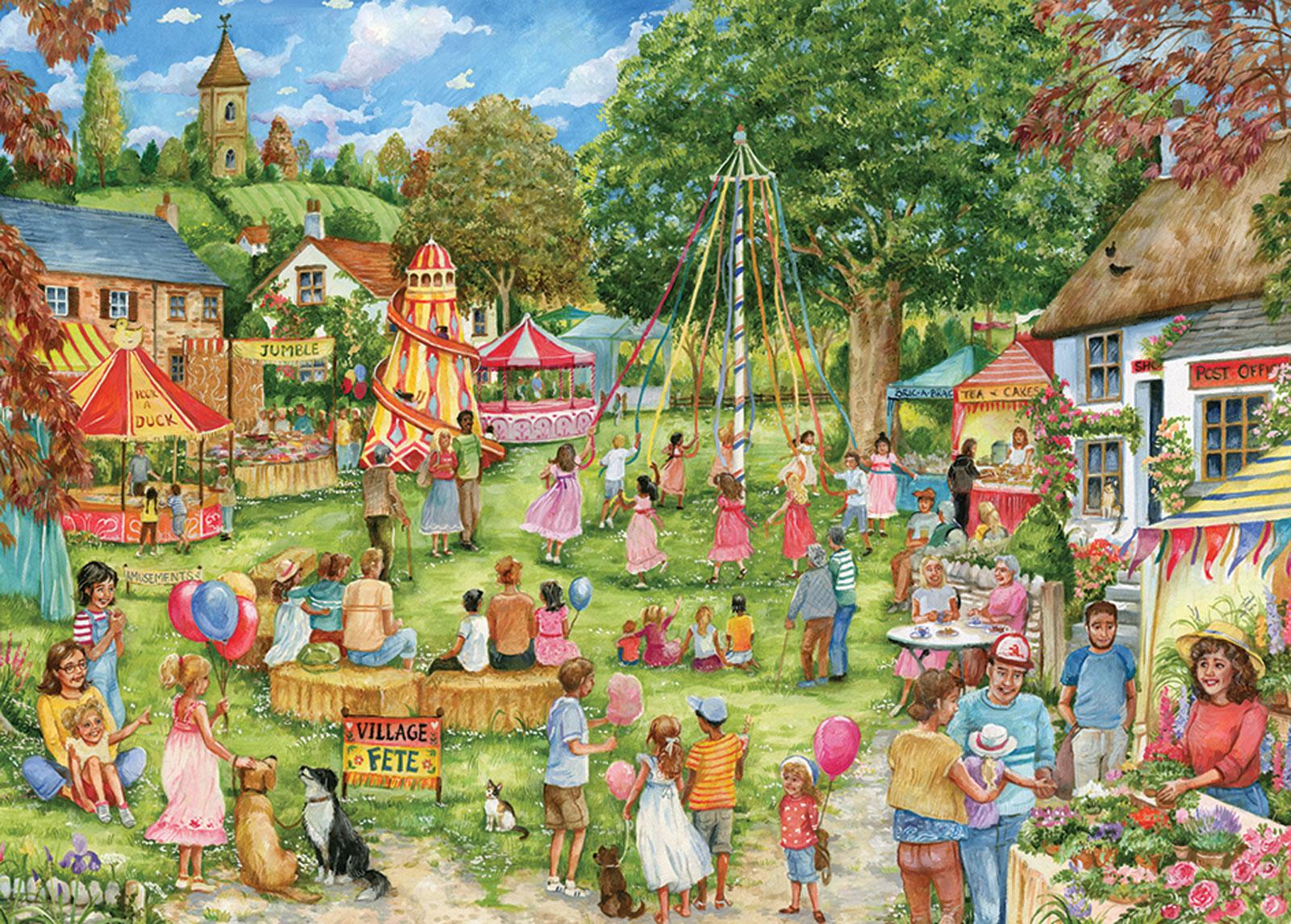 village-fete