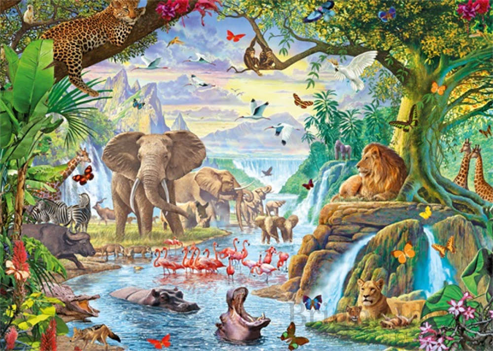 pieces-xxl-jungle-lake
