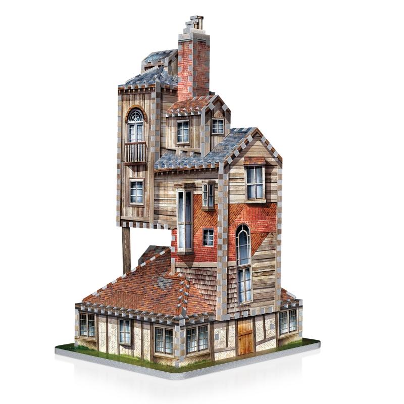 puzzle-3d-harry-potter-la-maison-des-weasley