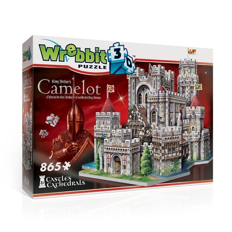 puzzle-3d-camelot-chateau-du-roi-arthur