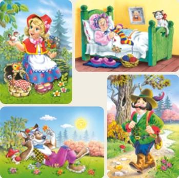 4-puzzles-le-petit-chaperon-rouge