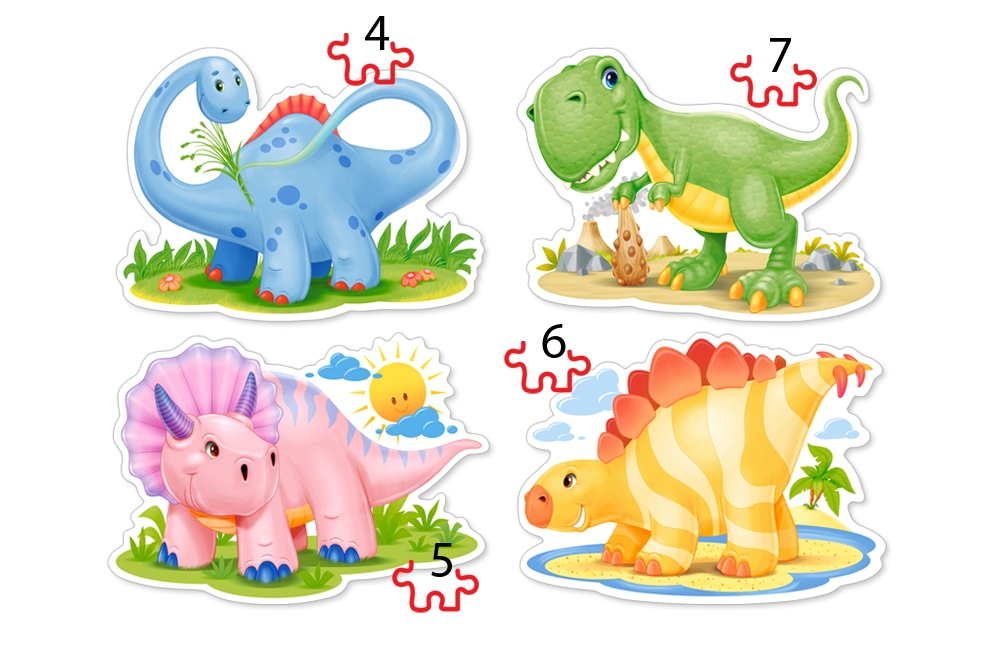 4-puzzles-bebes-dinosaures