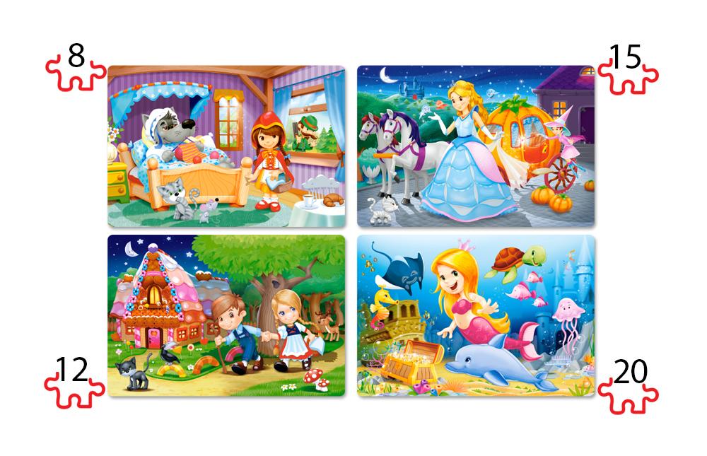 pieces-xxl-beautiful-fairy-tales