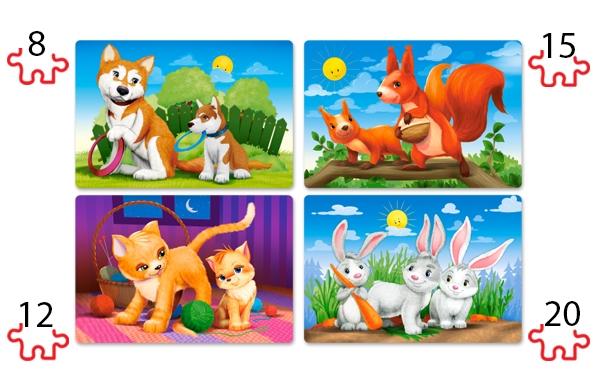 pieces-xxl-lovely-animals