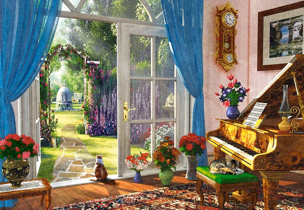 doorway-room-view
